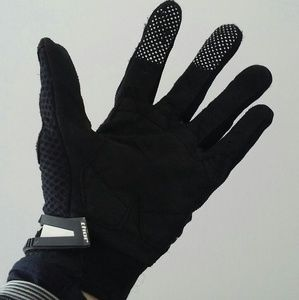 Woman's Thor motorcycle gloves
